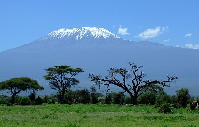 Kilimanjaro Dağı Hakkında