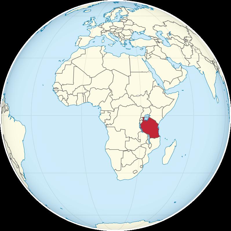 Tanzanya Nerede Bulunuyor ?