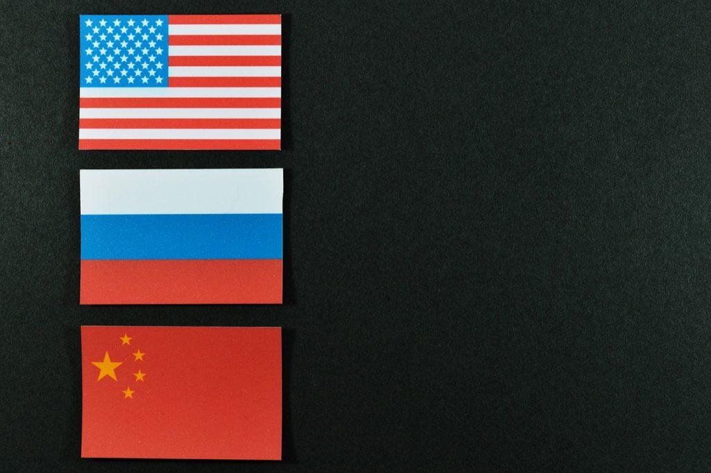 ABD, Çin ve Rusya