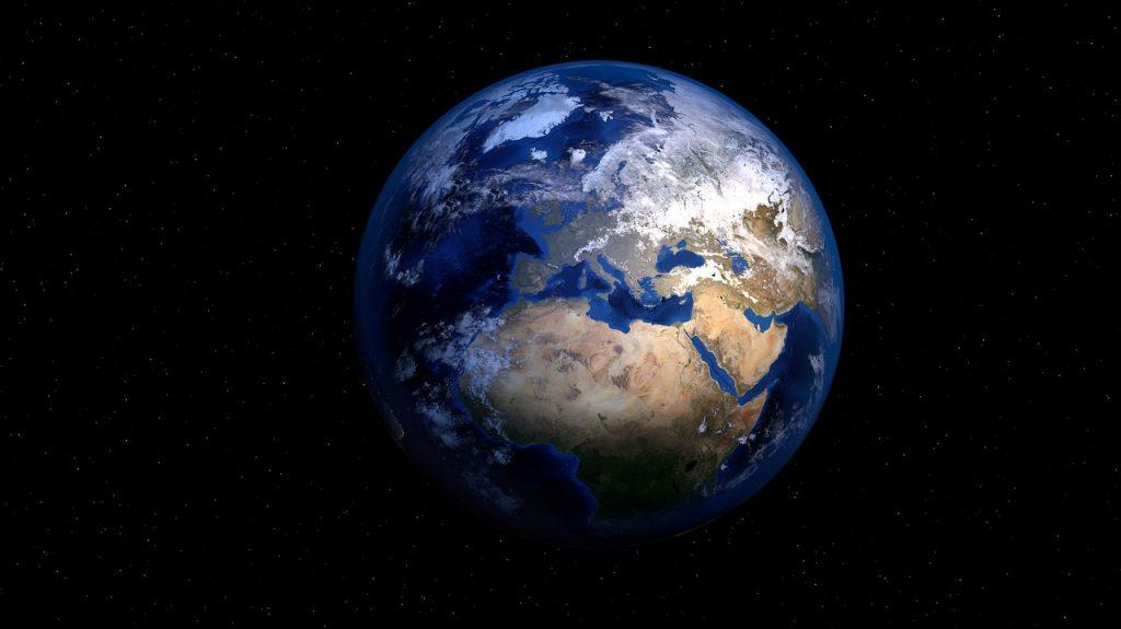 Dünya'daki Kalsiyum Kaynakları