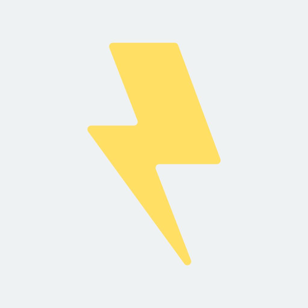 Elektrik Sembolü Görünümü