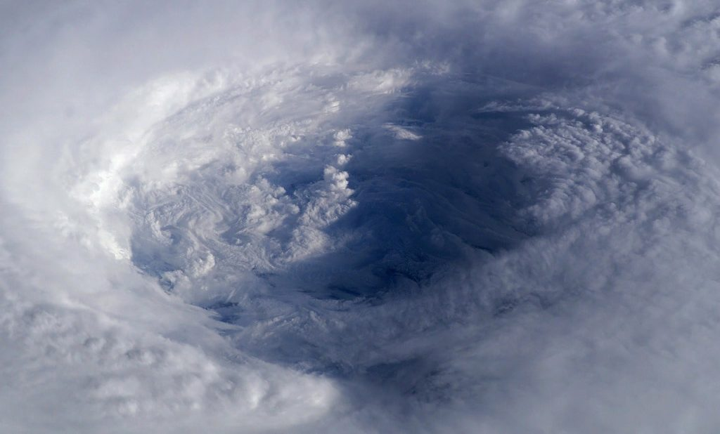 Kasırga Olumlu Kuraklık Etkisi