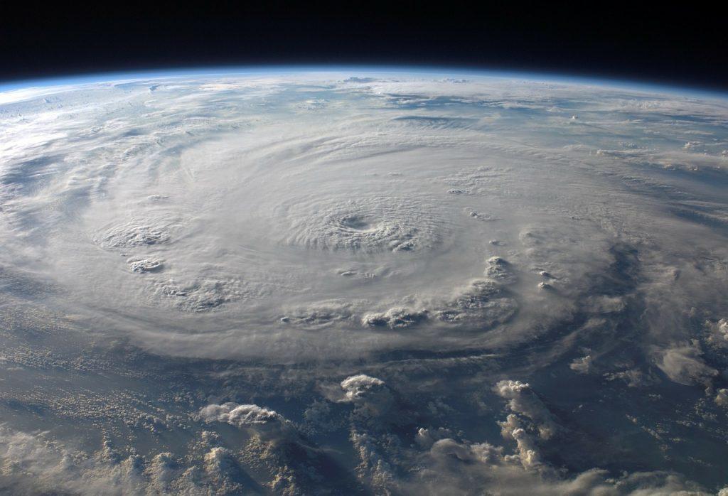 Stratosferde Kasırga Görülebilir