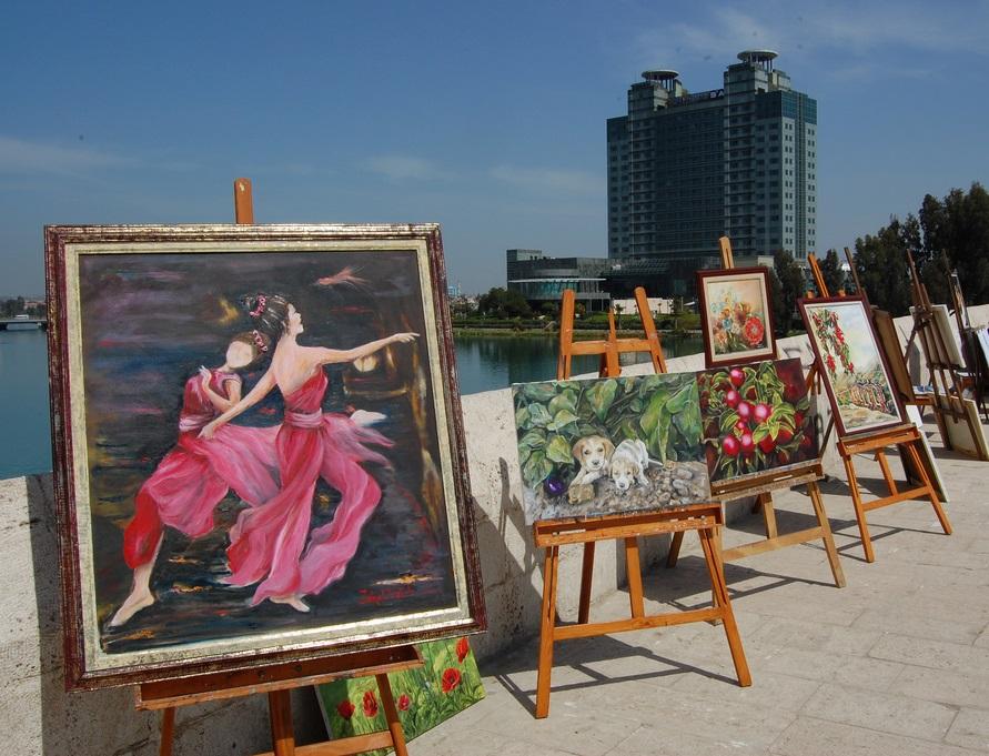 Adana Sabancı Uluslararası Tiyatro Festivalinden Görsel