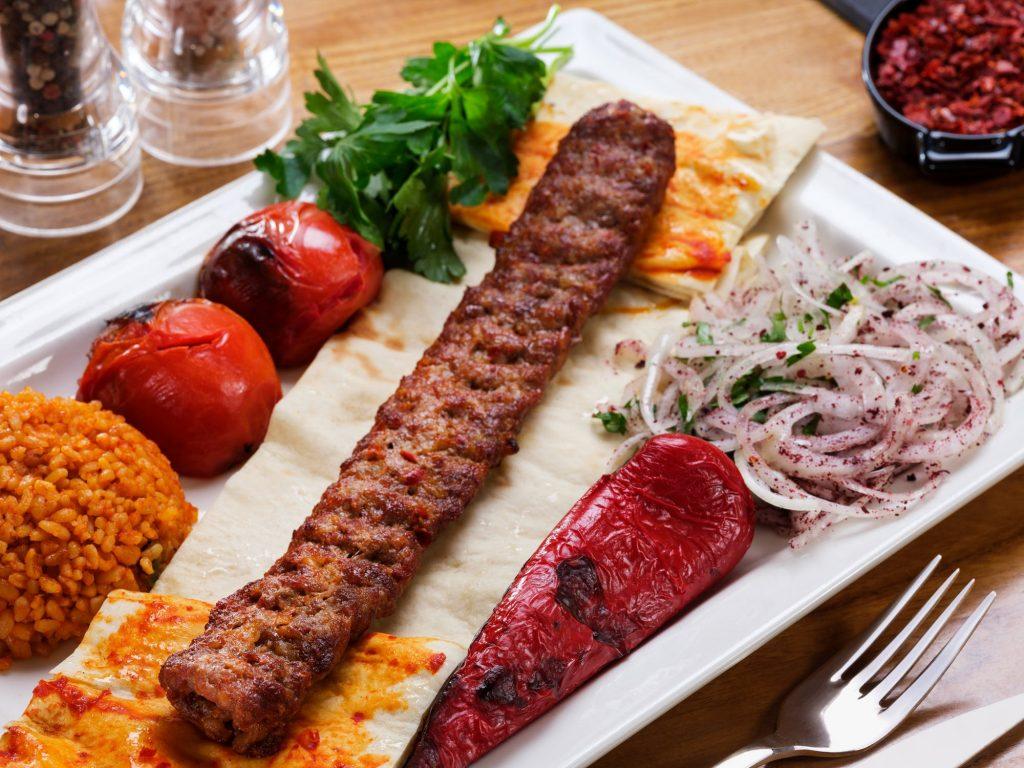 Adana Mutfağından Adana Kebabı