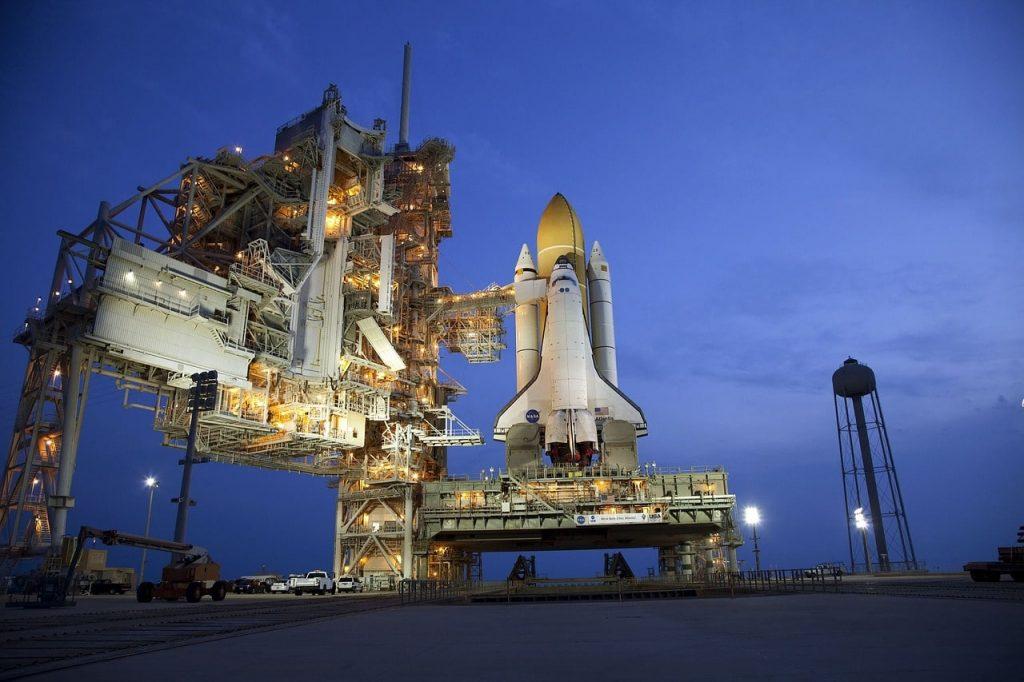 Oksijen Roket Yakıtı NASA