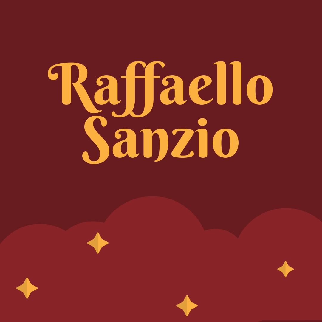 Raffaello Sanzio Mimar