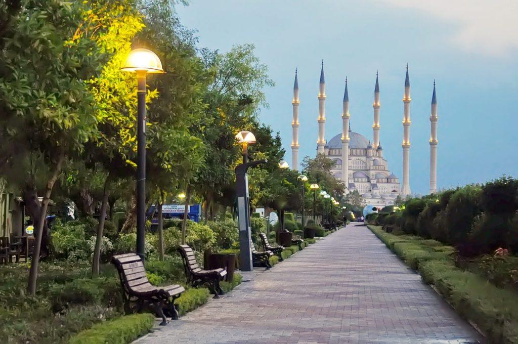 Sabancı Merkez Camii Fotoğrafı
