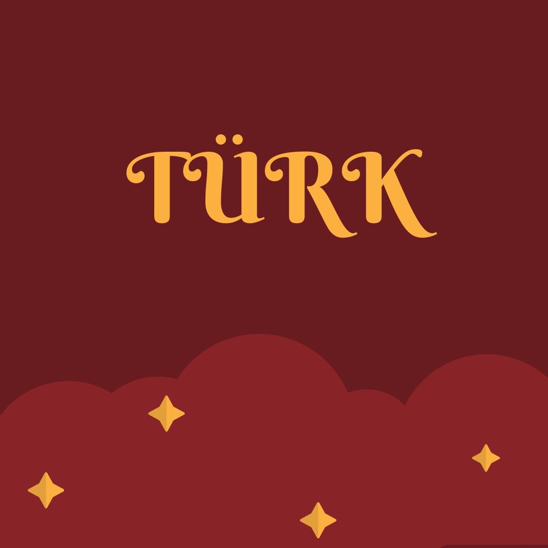 Türk Kavmi