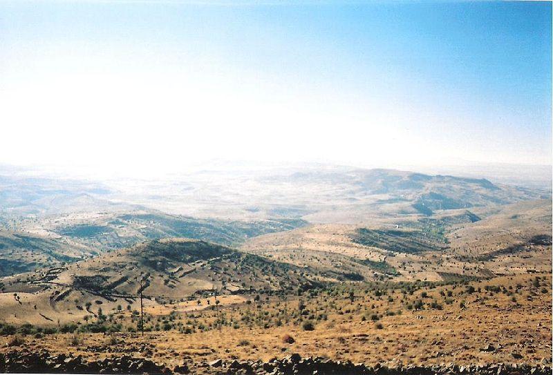 Afyonkarahisar arazi yapısı