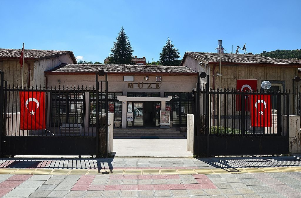 Afyonkarahisar Arkeoloji Müzesi Binası