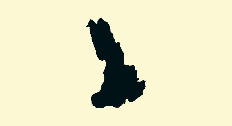 Ağrı Şehri Balık Gölü Haritası