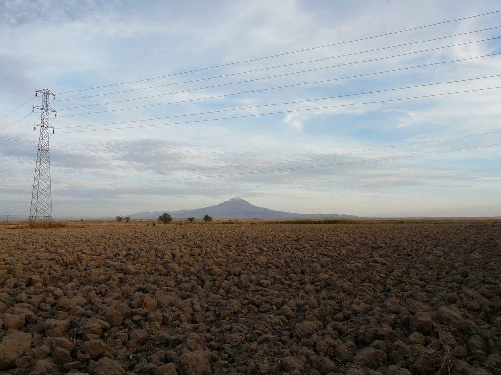 Aksaray'ın en yüksek noktası Hasan Dağ'dır