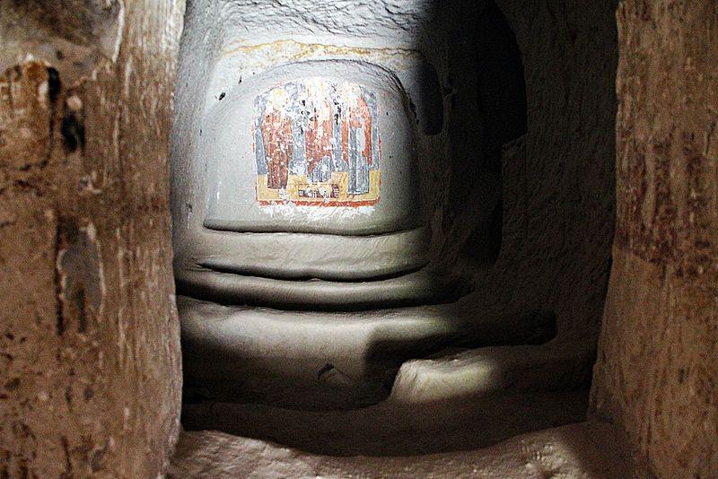 Yılanlı Kilise Aksaray Hakkında