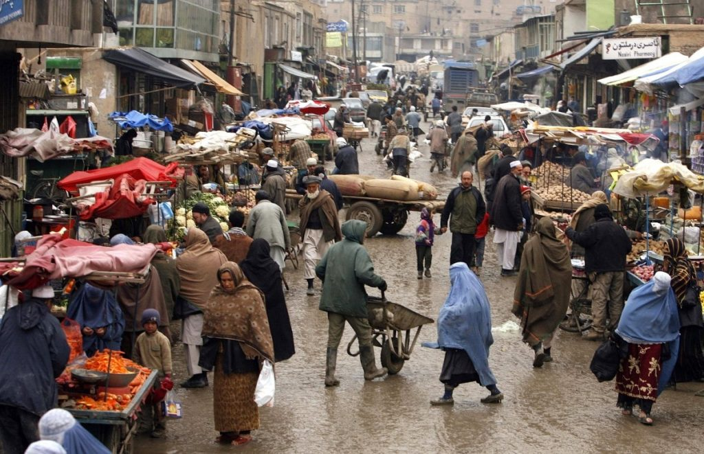 Afganistan'ın Ekonomik Yapısı ve Durumu