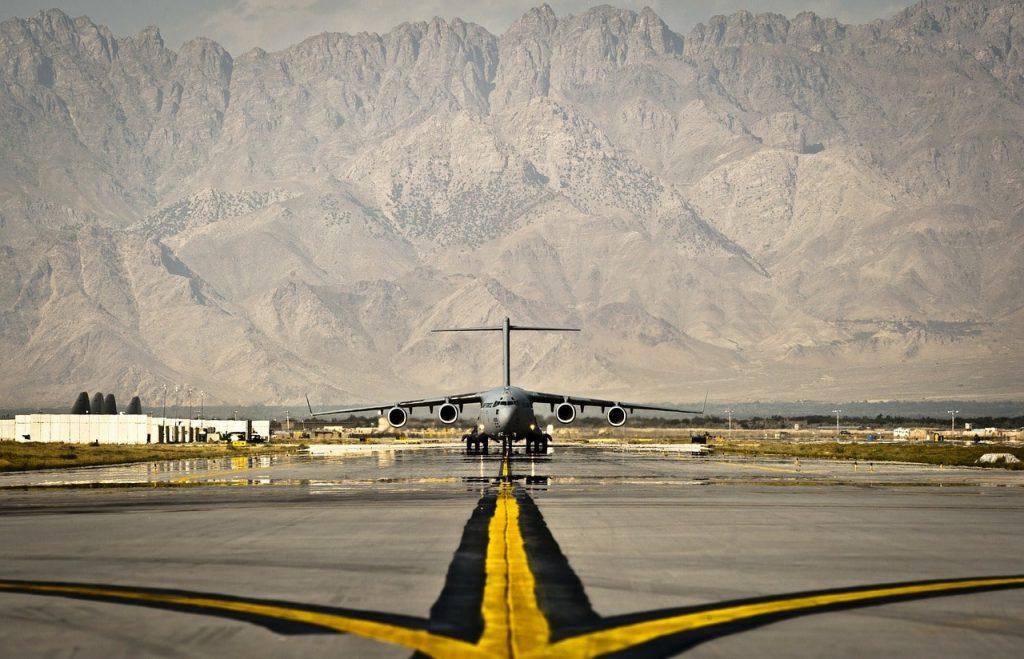 Afganistan Ulaşım Yolları