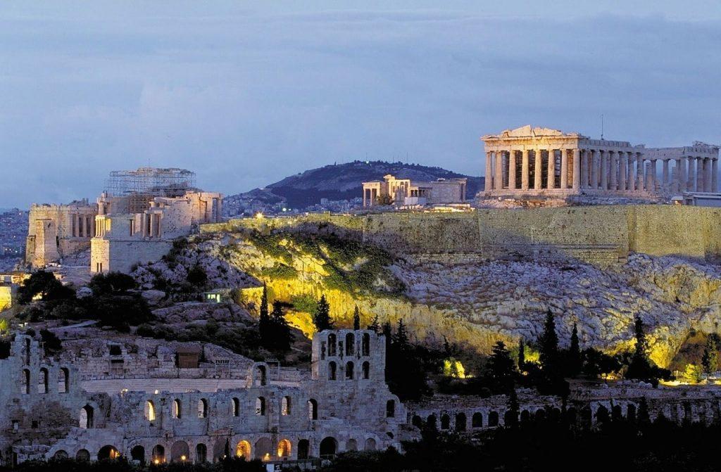 Akropolis Neyi Sembolize Eder ?
