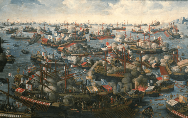 İnebahtı Savaşı ve Osmanlı Donanması