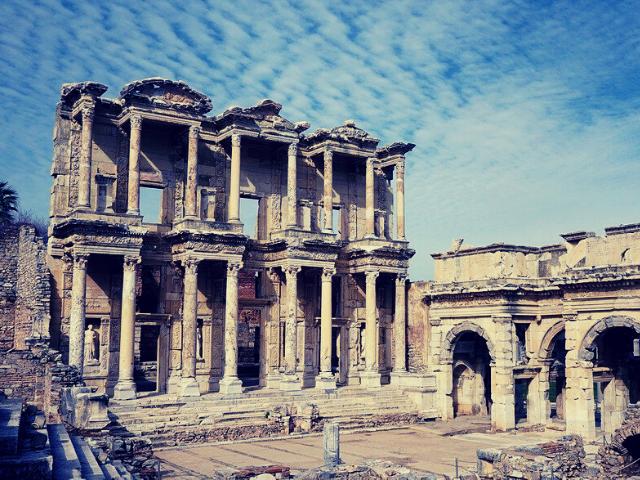 Efes Antik Kendi - İzmir Gezilecek Yerler