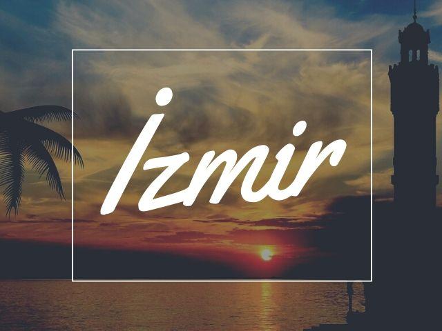 İzmir Hakkında Şehirsel Bilgiler