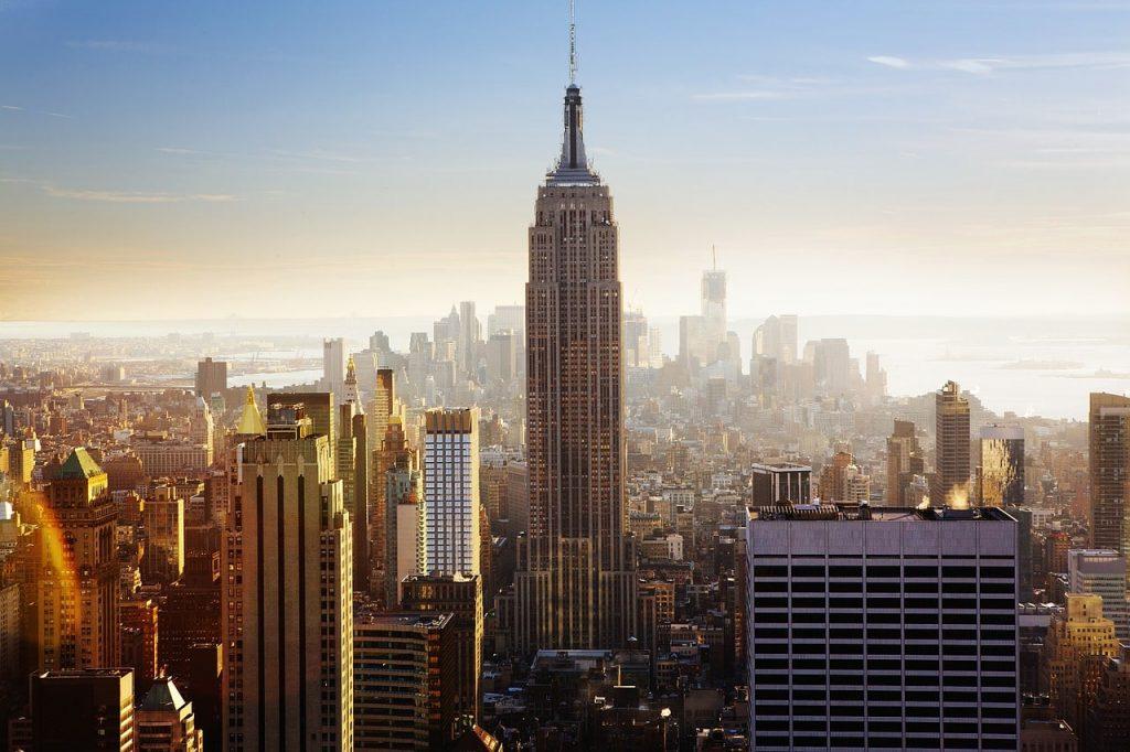 Dünyanın En Kalabalık Şehirleri arasında Newyork