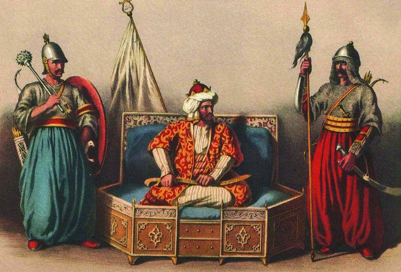 Osmanlı'nın Kuruluşu ve Abdurrahman Gazi