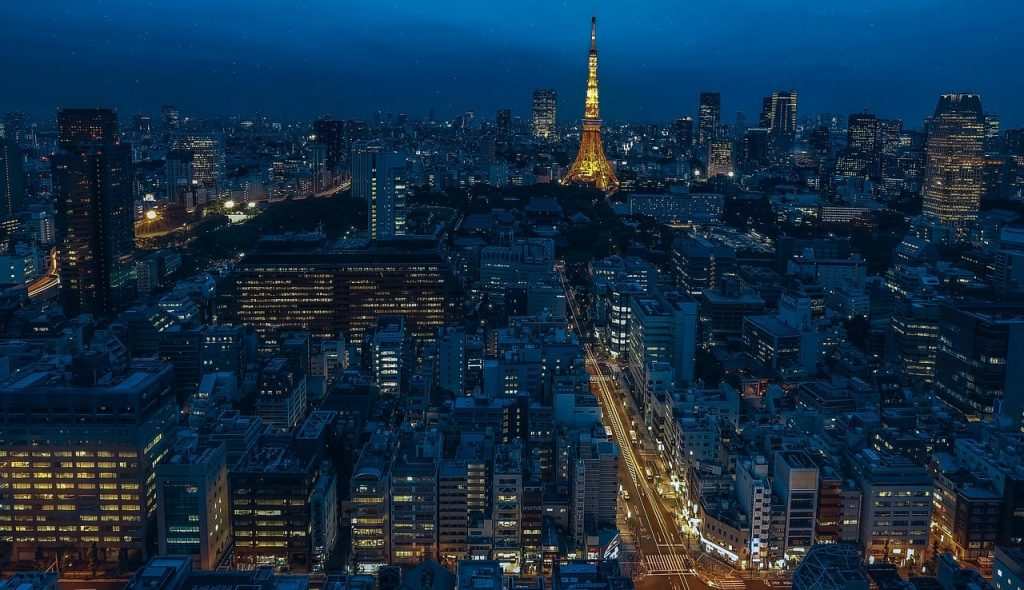 Dünyanın En Kalabalık şehri Tokyo