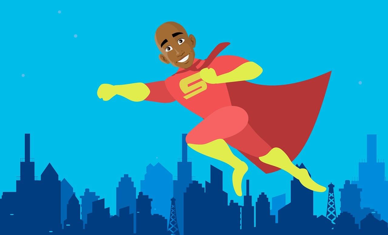 iyi süper kahraman